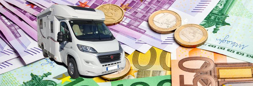 crédit véhicules de loisirs