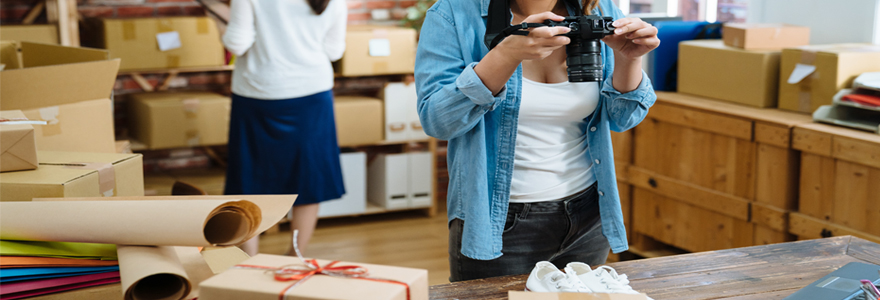 photographie e commerce