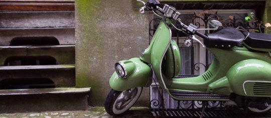 Acheter un scooter d'occasion