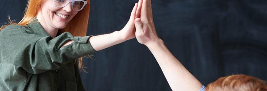 La motivation et de la confiance en soi pour la réussite scolaire des élèves