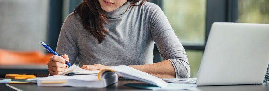 Préparation formation diplomante en ligne